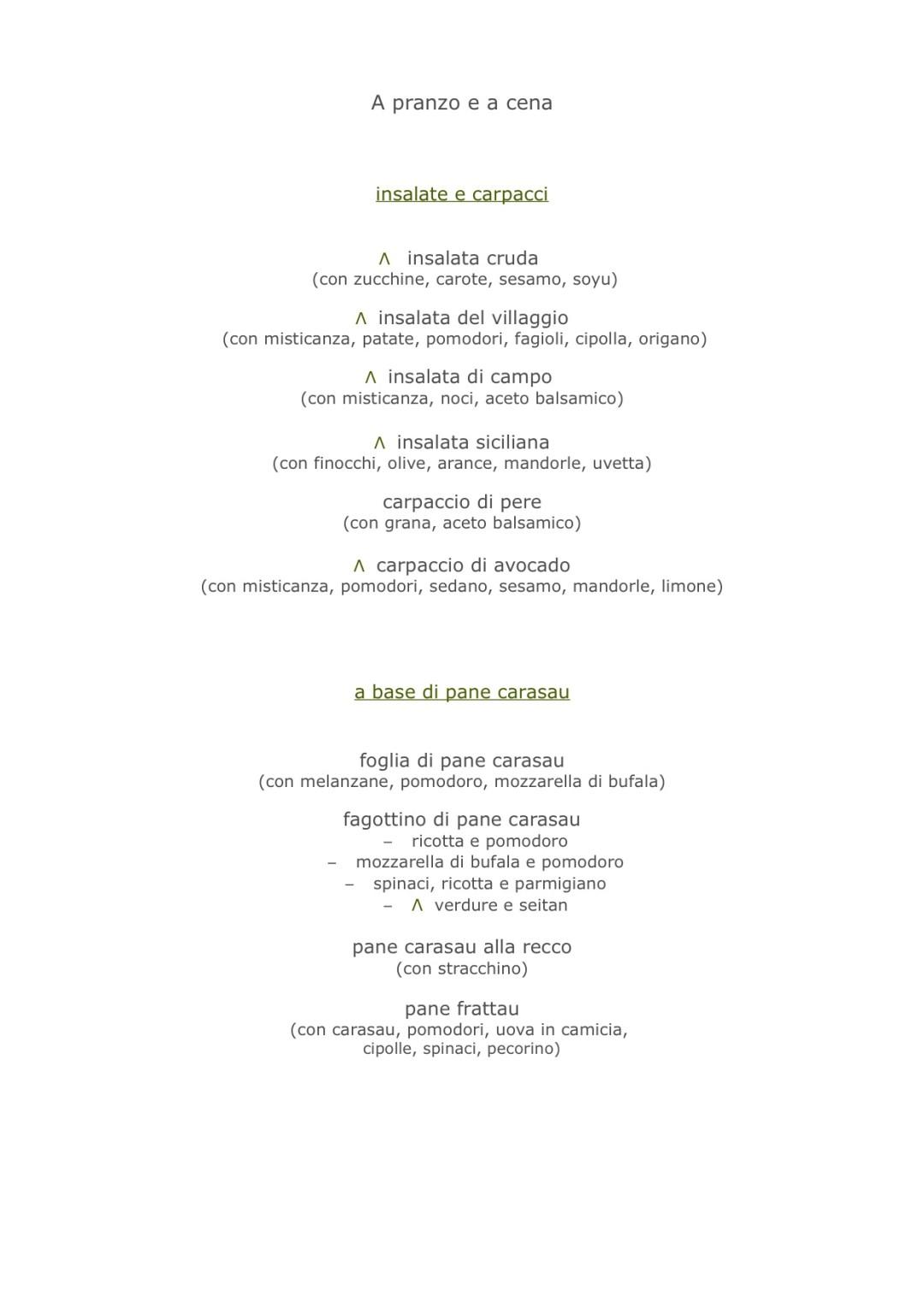brac menu 12112013