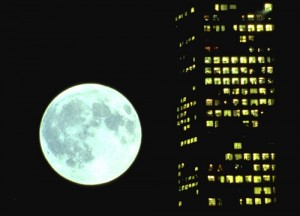 moonandskyscraper