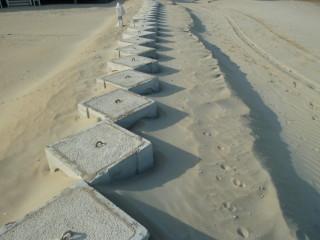 Sulla sabbia