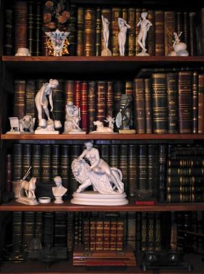 scaffale aperto di Gaetano De Crecchio